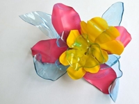 instructables rachelkiernan Plastic Bottle Flower